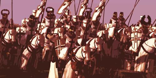 Chevaliers teutoniques