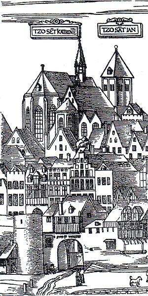 Sainte-Catherine et Saint-Jean-Baptiste (Cologne)